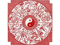 La théorie du Yin Yang et des 12 animaux