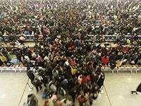 Nouvel An chinois: comment rentrer chez soi quand un milliard de personnes font la même chose