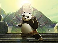 Kung Fu Panda défie le Roi singe sur grand écran
